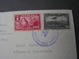 Costa Rica Cv.1937 - Costa Rica