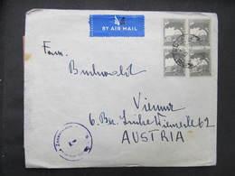 BRIEF Palestine - Wien Zensur  // D*38225 - Palästina