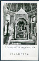 °°° Cartolina N. 57 S. Giovanni In Argentella Palombara Nuova °°° - Rieti