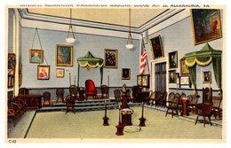 Etats Unis - Alexandria - Interior Masonic Lodge - Alexandria