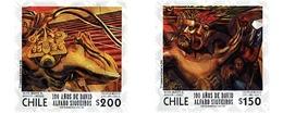 Ref. 204772 * MNH * - CHILE. 1997. 10 ANIVERSARIO DEL PINTOR DAVID ALFARO SIQUEIROS - Unclassified