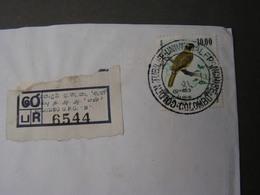 Sri Lanja  R.cv Bird - Sri Lanka (Ceylon) (1948-...)