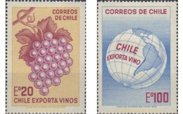 Ref. 158746 * MNH * - CHILE. 1973. EXPORTACION DE VINO - Cile