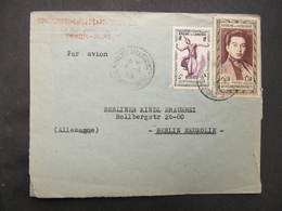 BRIEF Cambodge - Berlin 1954 // D*38226 - Kampuchea