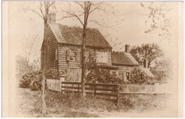 Walt Whitman's Birthplace, At West Hills, Long Island, N.Y. -  (New York) - Long Island