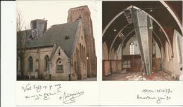 Sint Joris  Foto Op Karton (1543) - Nieuwpoort