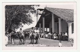 South America? Villa San Pedro Old Unused Photo(postcard) B190501 - Unclassified