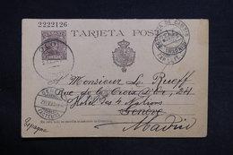 ESPAGNE - Entier Postal Pour Genève Et Retour Sur Madrid En 1903 - L 29027 - 1850-1931