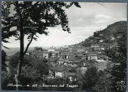 °°° Cartolina N. 63 Allumiere Panorama Dal Faggeto Viaggiata °°° - Rieti