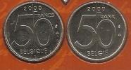 50 Frank 2000 Frans+vlaams * Uit Muntenset * FDC - 1993-...: Albert II