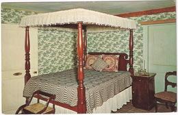 Sagtikos Manor - Bed Used By President Washington In 1790 - Long Island, N.Y. - (New York) - 1970 - Long Island