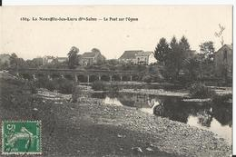 CPA - 70 - La Neuvelle Les Lure - Pont Sur L'ognon - France