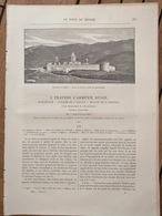 1891 À TRAVERS L'ARMÉNIE RUSSE - KARABAGH - VALLÉE DE L'ARAXE - MASSIF DE L'ARARAT - Kranten