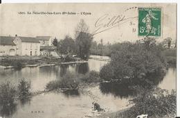 CPA - 70 - La Neuvelle Les Lure - L'ognon - Lavandière - France