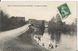 CPA - 70 - La Neuvelle Les Lure - Le Canal Et Le Moulin - France
