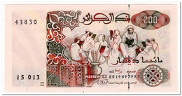 ALGERIA,200 DINARS,1992,P.138,UNC - Algeria