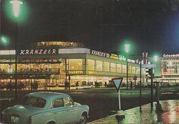 D-10789 Berlin - Charlottenburg - Ku -Damm - Cafe Kranzler - Cars - Peugeot 403 - Charlottenburg