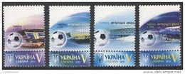 Ukraine 2012 Mih. 1225 I/28 I Personal Stamps. Ukraine Football Country. Stadiums MNH ** - Ukraine