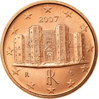 Italie, Euro Cent, 2007, TTB, Copper Plated Steel, KM:210 - Italie