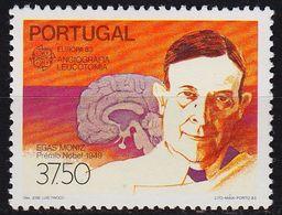 PORTUGAL [1983] MiNr 1601 ( **/mnh ) CEPT - 1910-... Republic