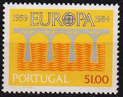 PORTUGAL [1984] MiNr 1630 ( **/mnh ) CEPT - 1910-... República