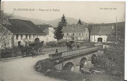 CPA - 70 -Plancher Bas - Pont Sur Le Rahin - Sonstige Gemeinden