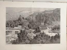 1891 À TRAVERS L' ARMÉNIE RUSSE - KARABAGH - VALLÉE DE L'ARAXE - MASSIF DE L'ARARAT - Kranten