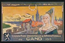 GENT    EXPO 1913 - Gent
