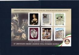 2019 Italia - Comando Carabinieri - Tutela Del Patrimonio Culturale - 2011-...: Ungebraucht