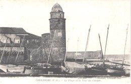 FR66 COLLIOURE - Toreilles - La Plage Te La Tour Du Clocher - Belle - Collioure