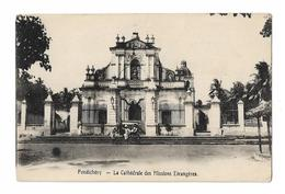 INDE / PONDICHERY - LA CATHEDRALE DES MISSIONS ETRANGERES - Inde