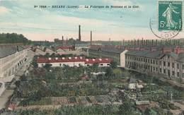 45 Briare La Fabrique De Boutons Usine Bouton Et La Cité - Briare