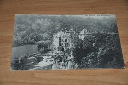 9605-      DINANT, WALZIN, VUE DU CHATEAU - 1911 - Dinant
