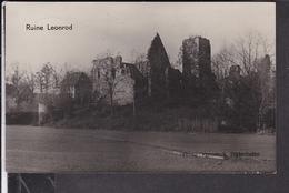 """Ruine Leonrod  Landpoststempel """" Leonrod über Fürth """"  1940 - Fuerth"""