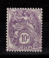 YV 233 N** Blanc Cote 8 Euros - France
