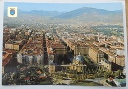 ESPAGNE PAMPLONA Vista Aerea  Nuevo Ensanche  / Vue Aérienne / Air View  /  Ed. DOMINGUEZ  - FISA   N° 41 /  Non Voyagée - Navarra (Pamplona)