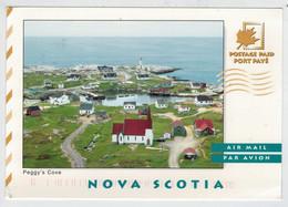 NOVA  SCOTIA    PEGGY'S  COVE                  (VIAGGIATA) - Nova Scotia