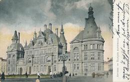 CPA - Belgique - Antwerpen - Anvers - Banque Nationale - Antwerpen