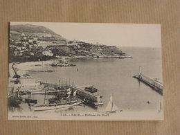 NICE  Entrée Du Port  Département 06 Alpes Maritimes Carte Postale France - Pubs, Hotels And Restaurants