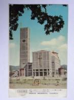 CP JAPON - HIROSHIMA - Peace Memorial Church - Hiroshima