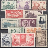 CHINA Ab 1952 - MiNr: Lot 13 Verschiedene  * - Neufs
