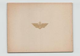 Carte De Voeux Vierge De La Base Aéronavale De Lann-Bihoué - Old Paper