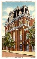 Etats Unis - Alexandria - Washington Masonic Lodge - Alexandria