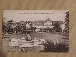 NICE  Le Casino Fontaine Des Amours   06 Alpes Maritimes Carte Postale France - Monuments, édifices