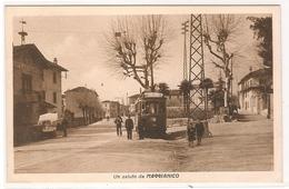 MAGGIANICO - LECCO - TRAM - Lecco
