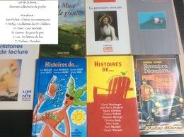 Lot De 26 Livres , Diverses Collections De Poche (Marabout-J'ai Lu-Presses Pocket-harlequin …) - Books, Magazines, Comics