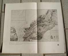 062 Grenzkarte Ettal-Werdenfels Von 1774. Druck 1909 !!! - Geographical Maps