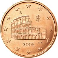 Italie, 5 Euro Cent, 2006, TTB, Copper Plated Steel, KM:212 - Italie