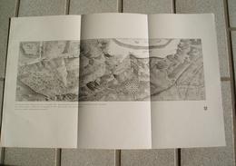 063-2 Grenzkarte Ettal-Werdenfels Ost Von 1726. Druck 1909 !!! - Mapas Geográficas