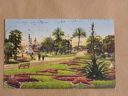 NICE Jardin Des Palmiers Animée  06 Alpes Maritimes Carte Postale France - Parchi E Giardini